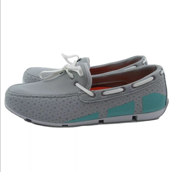 cdbfc47c77f NEW Swims Breeze Penny Loafer Boat Shoes Size 9. M 5af1d954739d486aa149289e